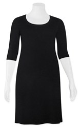 Weyre - scoop tunic dress