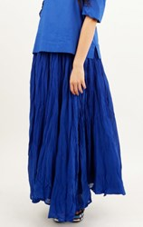 SALE - Cooper by Trelise Cooper - cobalt gather together skirt