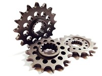 Superlite 525 Chromoly Steel Drilled Countershaft Sprocket - KTM
