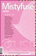Mistyfuse White 20 by 90 inches (20 inches by 2.5yards)