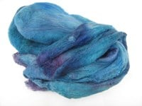 SP020 Jewel Hand Dyed Silk Fibre