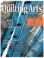 Quilting Arts Magazine Issue 55 February March 2012