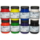 Basics Pack of Textile Colour eight 2.25oz jar for the price of seven