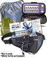 G-Sensor 2025 Million Step Pedometer Gift Pack