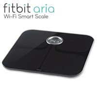 Fitbit Aria Smart Scales Wi-Fi Black