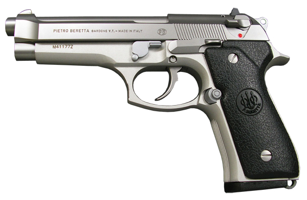 How does the INOX differ from the regular Beretta 92FS? [Archive ...