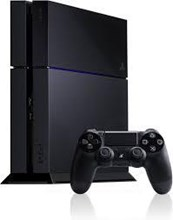 PlayStation 4 Console Black 1TB