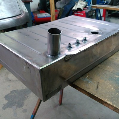Custom made fuel tanks