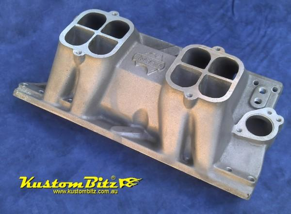 Holden 253 308 Tunnel Ram Intake Manifold Suits Early