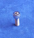 Kustom Bitz - Hex Socket Cap Screw Metric M6 x 16mm Polished Stainless Steel