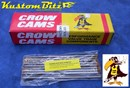 Pushrods Heavy Duty 5/16 Chromoly 1 piece