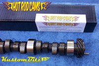 Holden V8 253 308 Street Cam Stage 1 [early heads only] – Hot Rod Cams series by Kustom Bitz