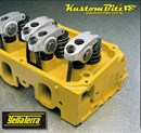 Yella Terra Ford 302, 351 Cleveland Roller Rockers to Suit CHI 3V & AFD 2V & 4V Alloy Heads - Platinum Race Series 1.73:1, 7/16 single shaft YT6321