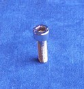 Kustom Bitz - Hex Socket Cap Screw Metric M5 x 16mm Polished Stainless Steel