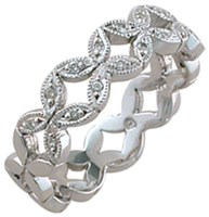 ID329 Forever - 5.3m wide,This exquisite and unusual ring is called