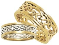 ID310 Unity - Ladies,This lovely open weave ring represents in unity - one-ness, being an individual but constituting to a whole; dwelling in unity.
