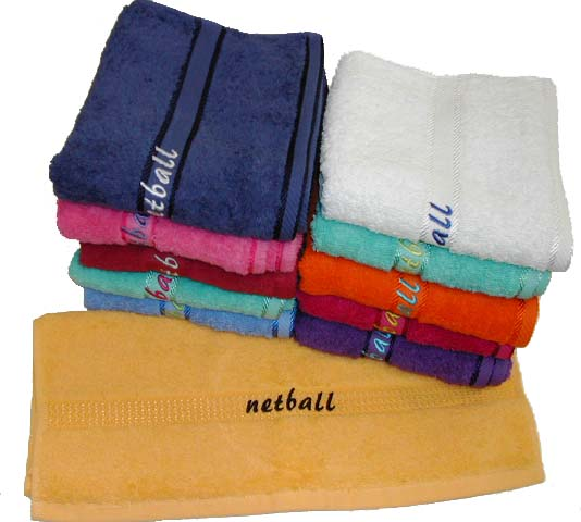 Embroided Hand Towel