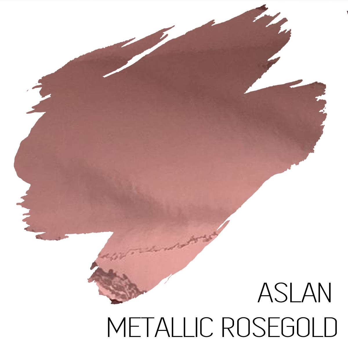 Rose gold metallic adhesive vinyl 300mm wide per metre for Rose adesive