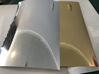 Avery Metallic Double Sided Adhesive Vinyl A4 sheets