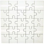 MDF Square Jigsaw Puzzle