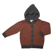 Fox & Finch - LIAM MINI STRIPE CARDIGAN