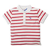 Fox & Finch - OLLIE STRIPED RUGBY TEE