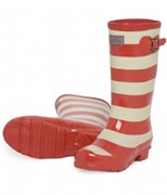 Hatley - SPLASH BOOTS [STRIPES]