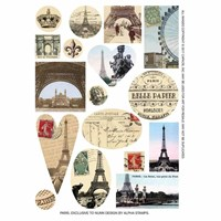 Transfer Sheet Paris