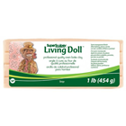 Beige - Super Sculpey - Living Doll - Oven-bake dollmaking clay.