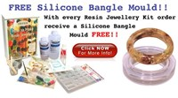 SPECIAL How to Make Resin Jewellery Kit