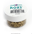 Roxs Glass Glitter Gold 1/4oz