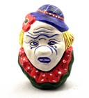 LM 1065 Clown Latex Mould/Mold for Plaster/candle/Soap/Concrete