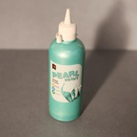 Pearl Paint Green (500ml)