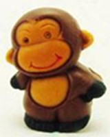 H0142 Soap Silicone Mould - Monkey