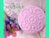 Classic Round Soap Mould RO315
