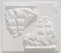 Mould 2107 - Tall Ships