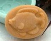 R0250 Soap Silicone Mould - Fish