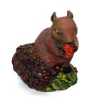 LM 1021 Squirrel Latex Mould/Mold for Plaster/candle/Soap/Concrete