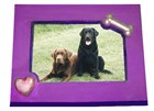 Mould 3306 - Dog bone picture frame