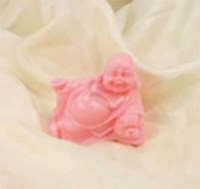 R0386 Soap Silicone Mould - Chinese Figure