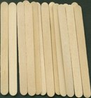Disposable Wooden Stirrers (100)