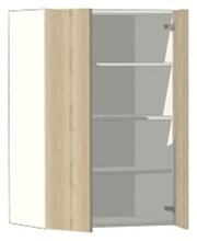 600mm Double Door Pantry Extention
