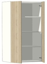 650mm Double Door Pantry Extention