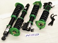 Nissan S15 Silvia 200SX HSD Monopro coilovers