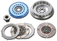 BMW E36 M3 STR2CD twin-plate clutch by OS Giken for 3.2