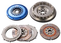 BMW E36 M3 TR2B twin-plate clutch by OS Giken for 3.0