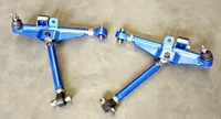 KKR front lower control arms for Nissan S13, R32