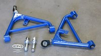 KKR rear lower control arms for Nissan S13 and R32