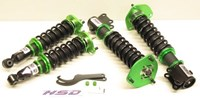 Mitsubishi CE Lancer and Mirage (FWD) HSD Monopro coilovers