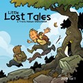 Little Lost Tales, A Travis Hanson Sketchbook Limited